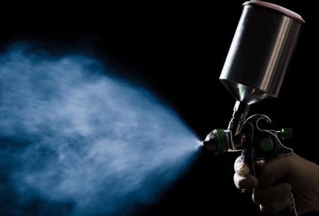 Akcesoria lakiernicze - pistolet lakierniczy