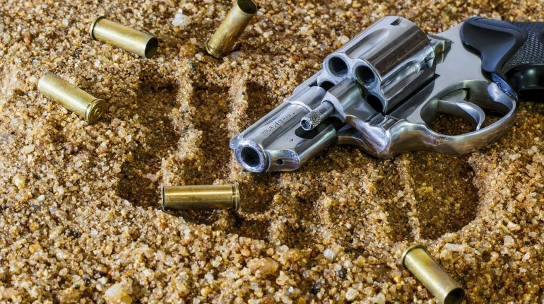 Repliki broni czarnopochrowej