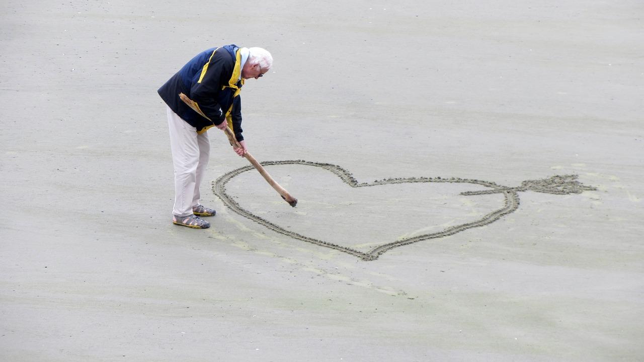 Praca opiekunki osób starszych